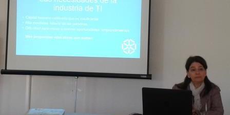 Lanzamiento tecnicatura en TICS de UTEC